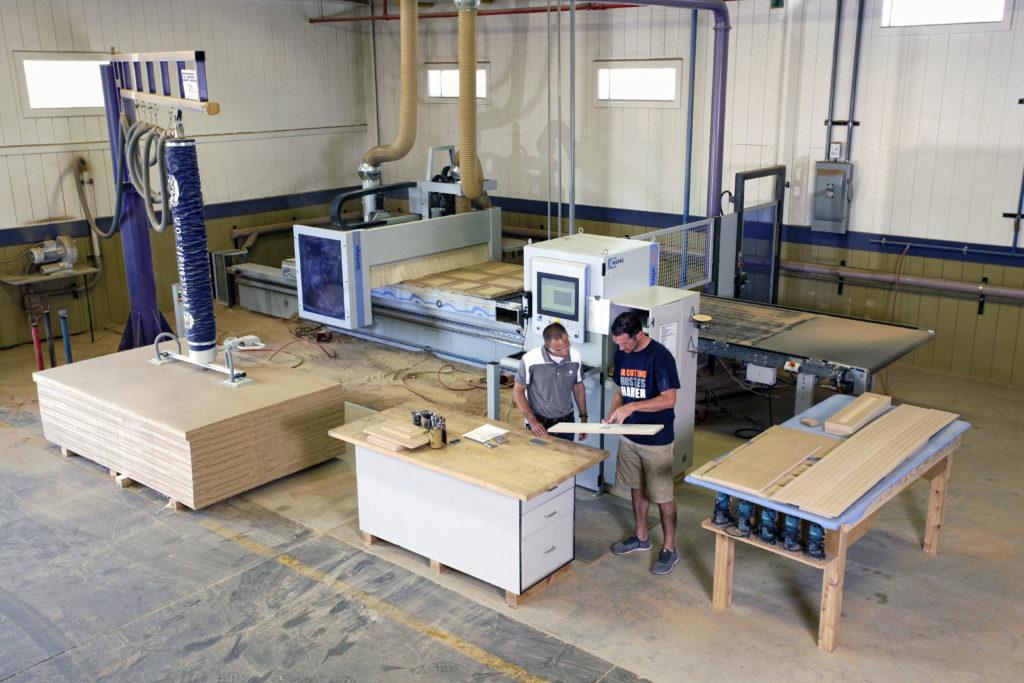Homag Vantage CNC