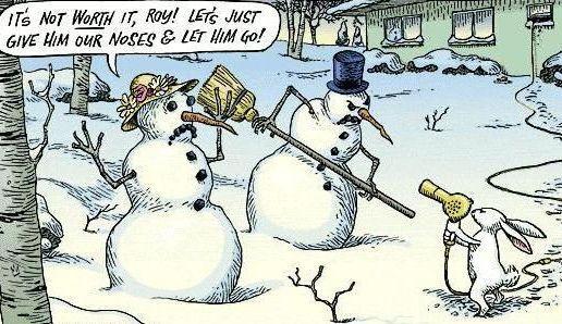 snowmen funny